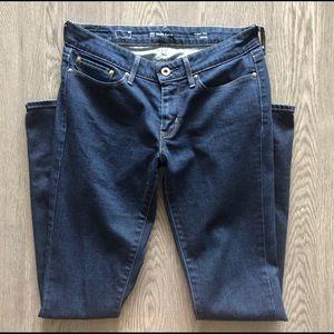 Levi's Dark Wash Jeans - Mint condition - size 27